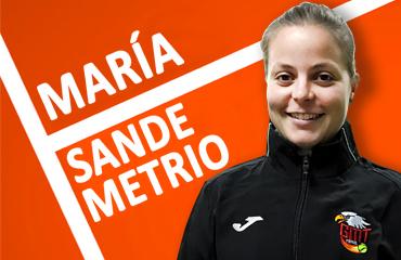 María Sandemetrio